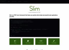 slimframework.com