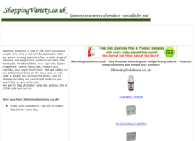 slimming-weight-loss-products.shoppingvariety.co.uk
