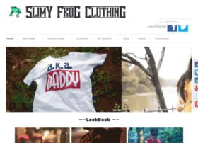slimyfrogclothing.com