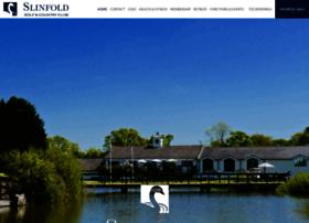 slinfold.intelligentgolf.co.uk