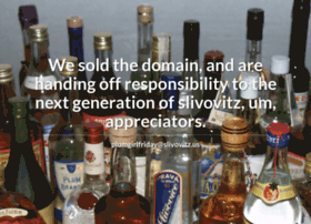slivovitz.us