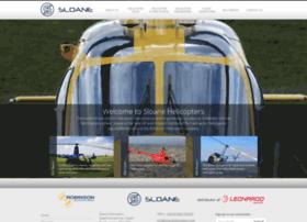 sloanehelicopters.com