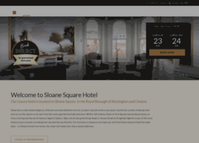sloanesquarehotel.co.uk