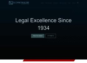 sloanewalsh.com
