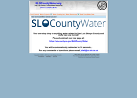 slocountywater.org