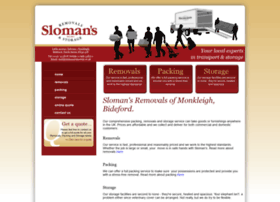 slomansremovals.co.uk