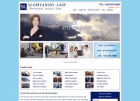 slomyanskilaw.com