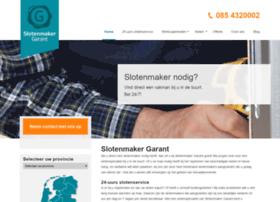 slotenmaker-garant.nl