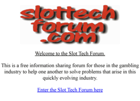 slottechforum.com