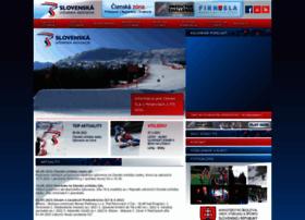 slovak-ski.sk