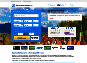 slovenia.rentalcargroup.com