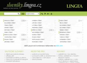 slovnik.lingea.cz