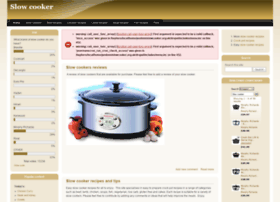 slowcooker.org.uk
