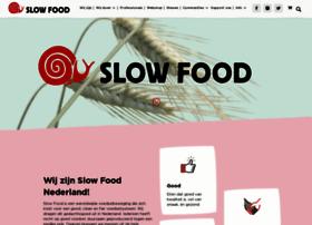 slowfood.nl