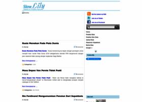 slowlily.blogspot.com