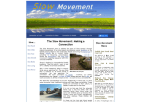 slowmovement.com
