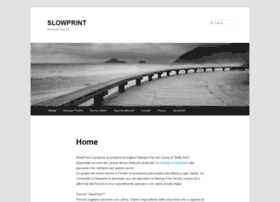 slowprint.it