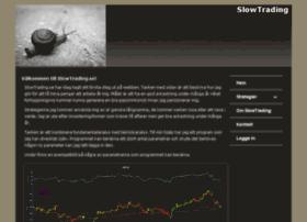 slowtrading.com