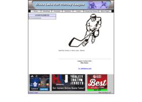 slrhl.hockeyleaguestats.com