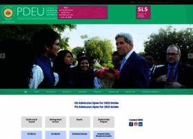 sls.pdpu.ac.in