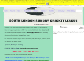 slsl.play-cricket.com