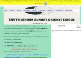 slsl.play-cricket.com