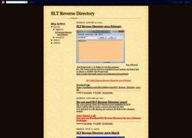 sltreversedirectory.blogspot.co.uk
