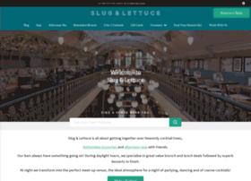 slugandlettuce.co.uk
