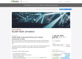 slushasia2015i2.peatix.com