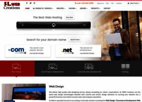 slwebcreations.com