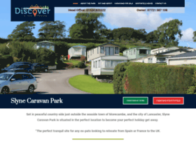 slynecaravanpark.co.uk