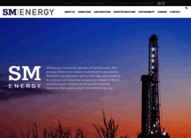 sm-energy.com
