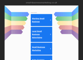 small-businessmarketing.co.uk