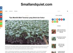 smallandquiet.com
