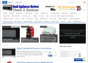 smallappliancesreviews.net