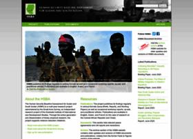 smallarmssurveysudan.org