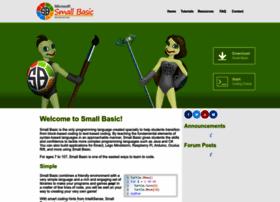smallbasic.com