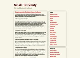 smallbizbeautiful.blogspot.com