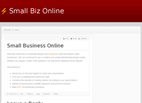 smallbizonline.co.uk
