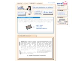 smallbizsecretary.com