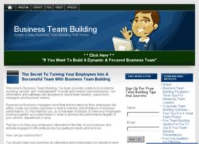 smallbusiness-teambuilding.com