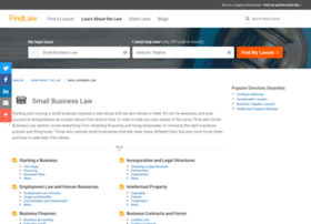 smallbusiness.findlaw.com