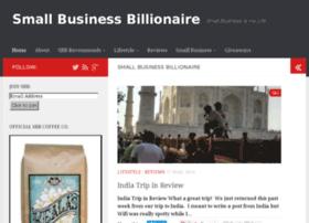 smallbusinessbillionaire.com