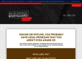 smallbusinessbodyguard.com