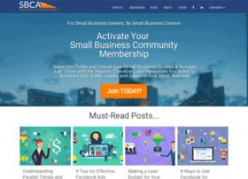 smallbusinesscommerceassociation.com