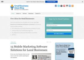 smallbusinessideasblog.com