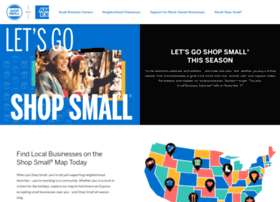 smallbusinesssaturday.com