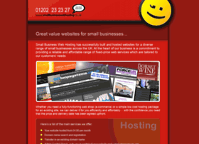 Smallbusinesswebhosting.co.uk