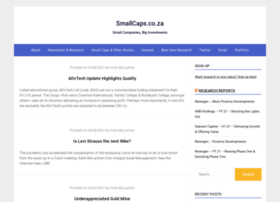 smallcaps.co.za