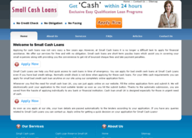 smallcashloans.me.uk